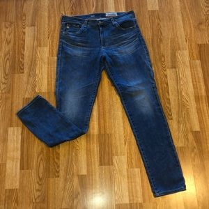 🌌AG-ED DENIM THE PRIMA CIGARETTE LEG